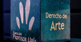 Winner of the seventh edition of the Rodrigo Uría Meruéndano Art Law Award